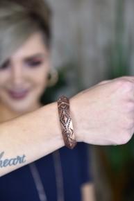 Bronze Vintage Stretch Bracelet