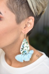 First Day of Spring Earrings