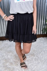 Come Away With Me Skirt