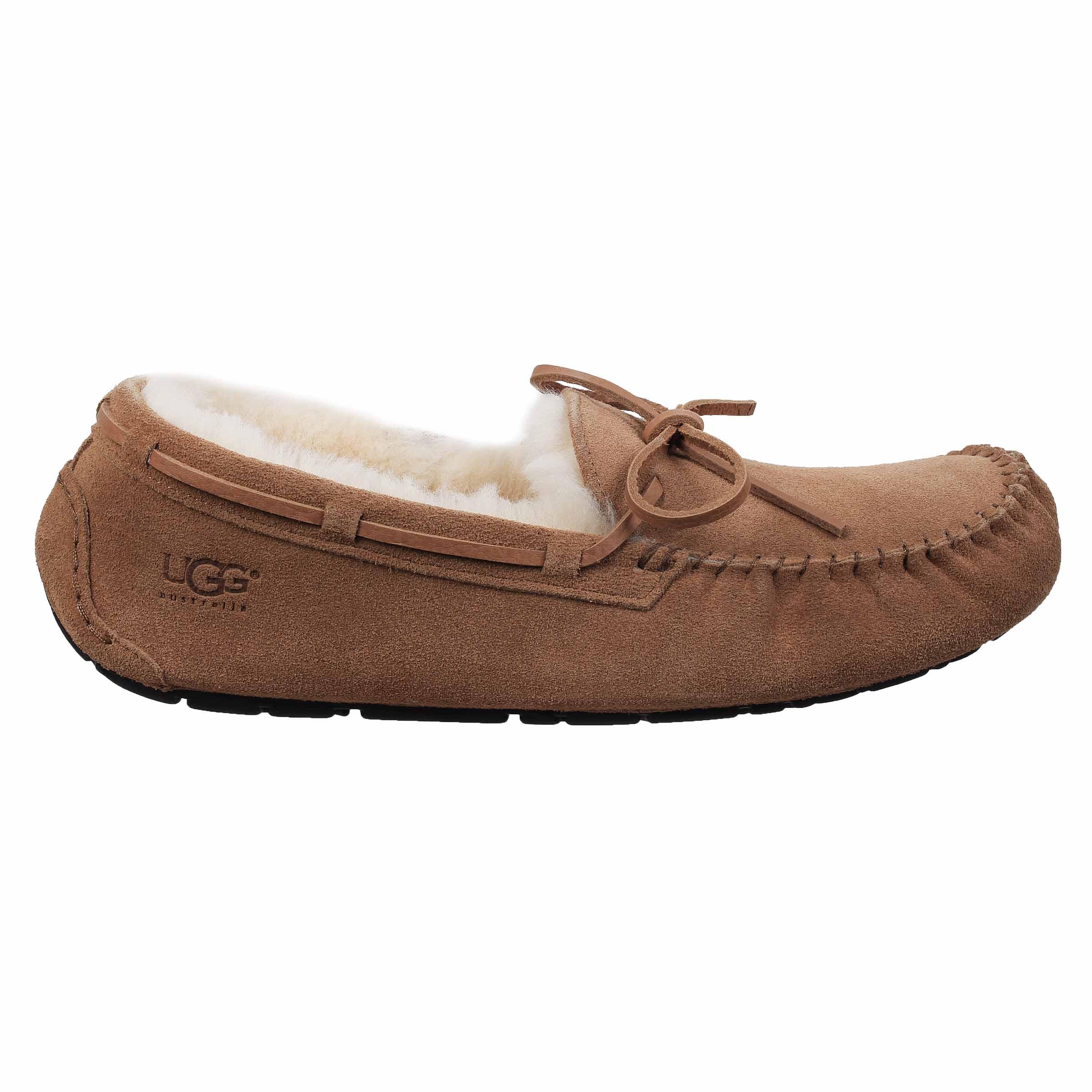 2c24de40e70 Details about UGG Australia Men's Olsen Slipper 1003390 Chestnut Brown Shoes