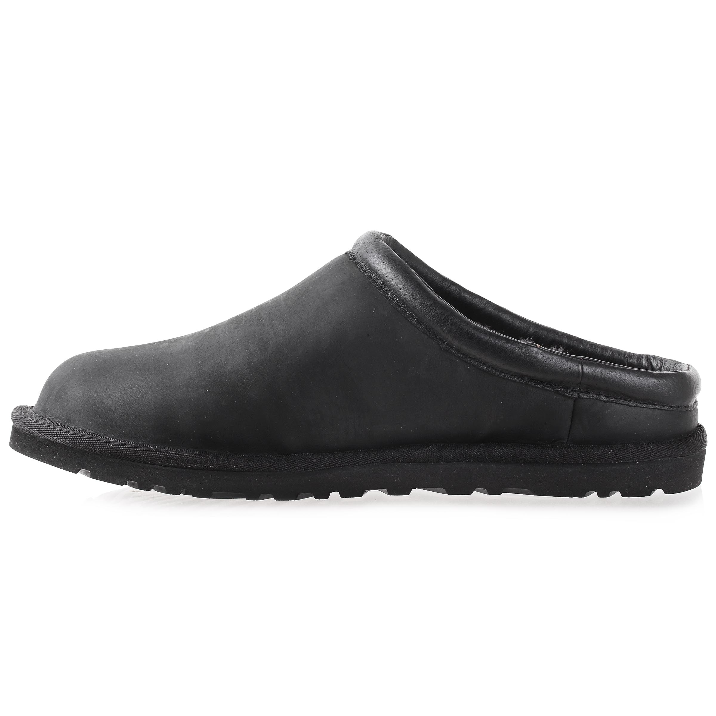e1ec9248585 Details about UGG Men's Classic Clog Slipper shoes 1011413 Black