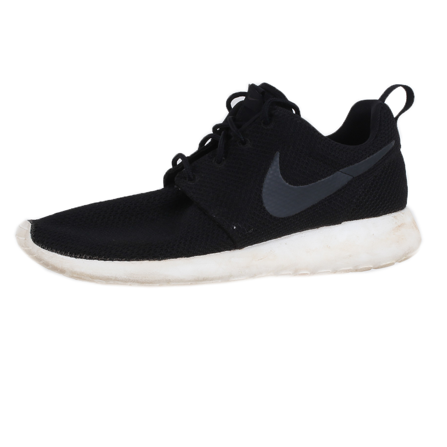 330d6364784b3 Details about Nike Mens Roshe One Running Shoes 511881-010 Black Sz 9 M