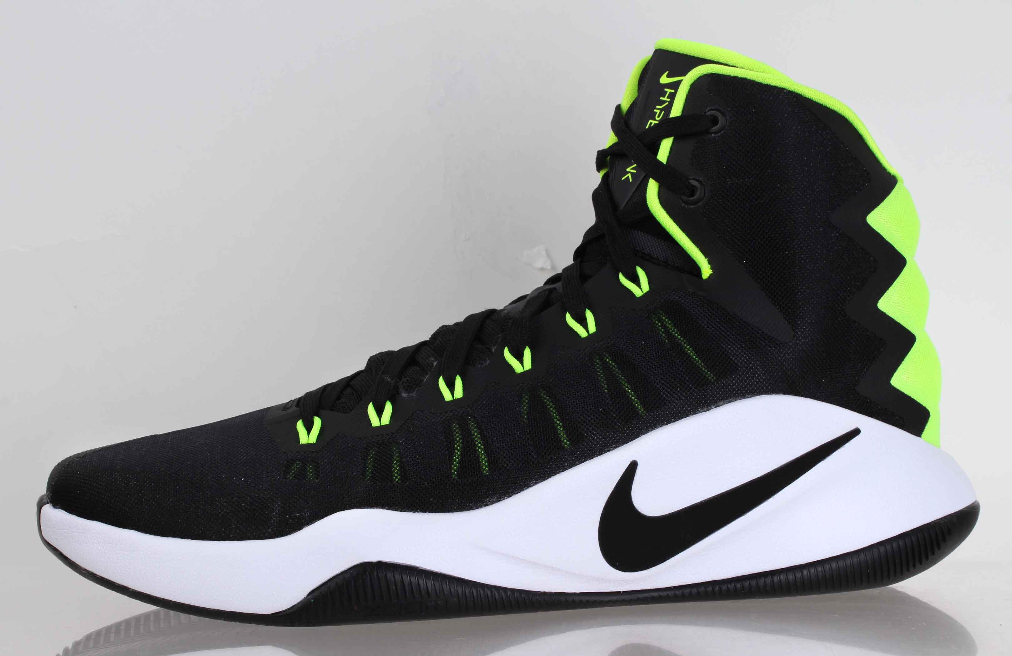 Nike Men's Basketball Shoes Hyperdunk 2016 Size 11 US  844359-007 Black Volt