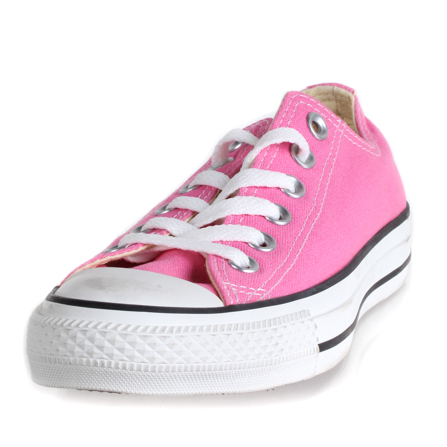 376ac4fec647 Details about Converse Womens All Star Low Top Shoes M9007-Sz 4.5M 6.5W.