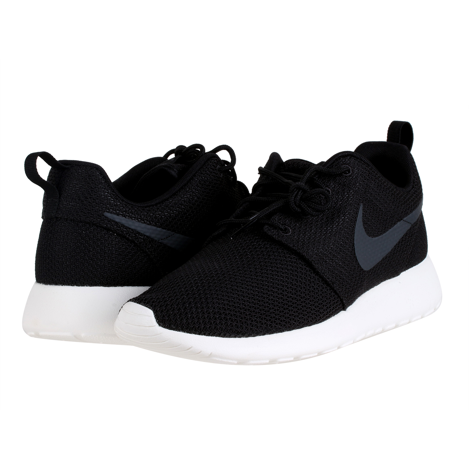 on sale 219cc 9d859 Details about Nike Men s Roshe One Running shoes 511881-010 Black  Sail Anthracite