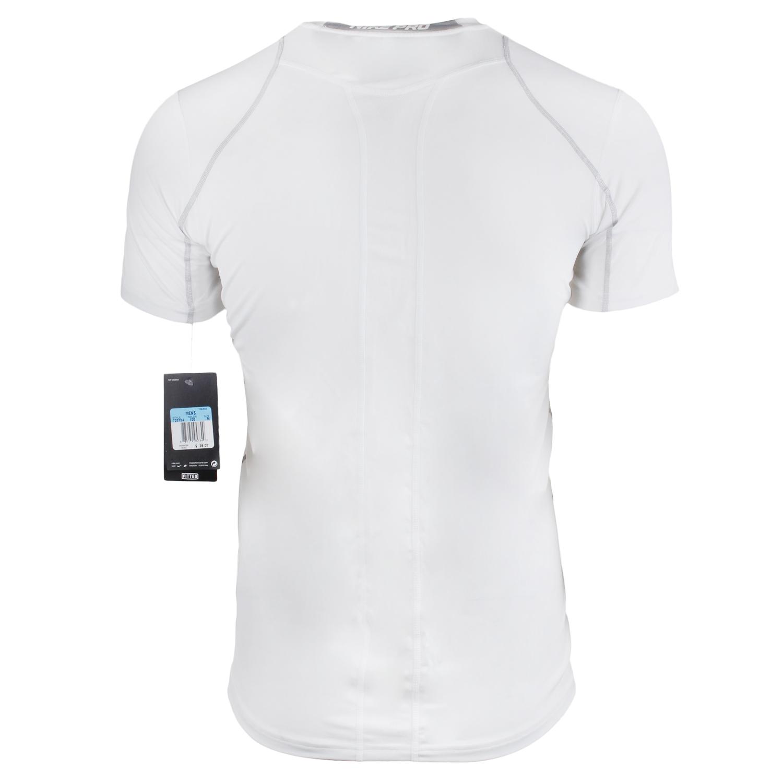 92bc25570 Nike Mens DriFit Pro Cool Shirt 703104-100-MEY Wht Sz M – A2Z Smartstore