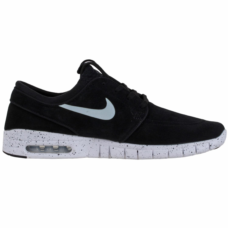 check out a41c0 5c21f Nike Mens Stefan Janoski Shoes 685299-002 Blk Wht Sz 9.5