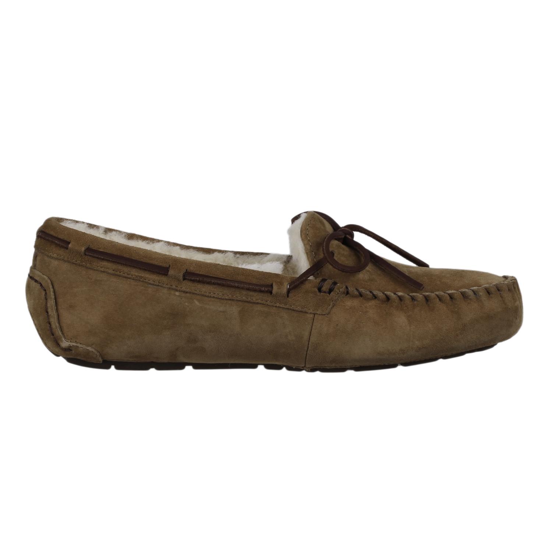 a52ca73e805 Details about UGG Women's Dakota 5612 Moccasin Slipper shoes Chestnut