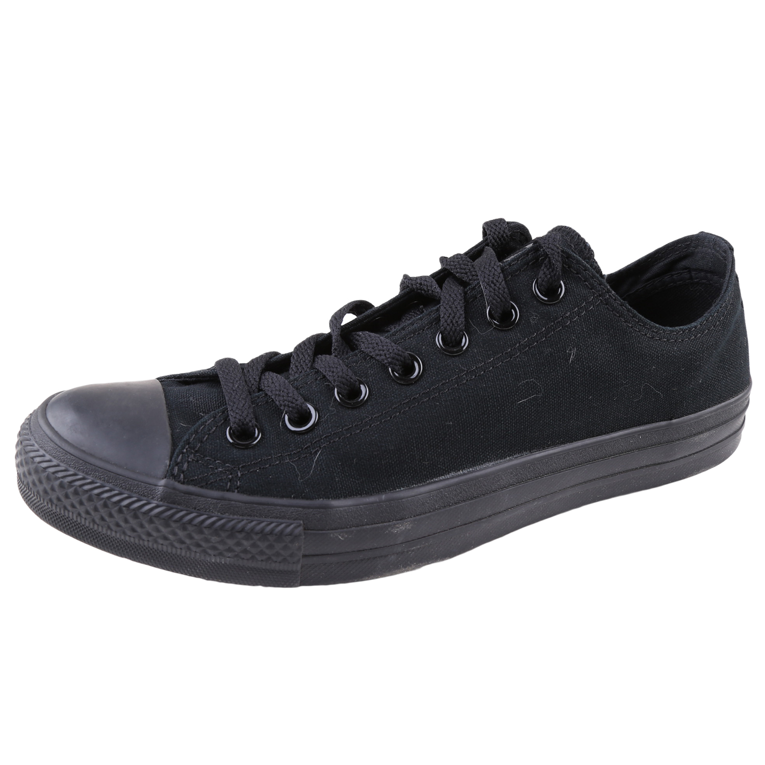 80c1308155a Details about Converse Mens Chuck Taylor All Star OX Shoes M5039 Black  8.5M 10.5W