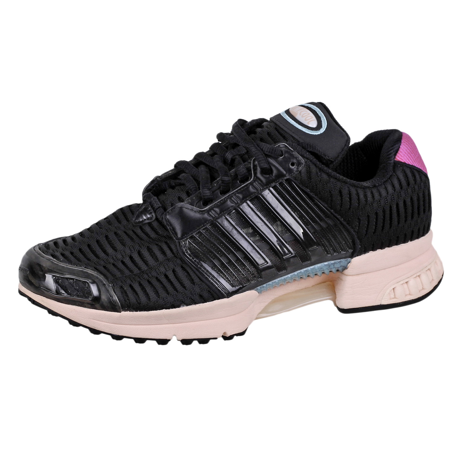 02e9baf022918 Details about Adidas Women's Climacool 1 Running Shoes BB5303 Black 8.5