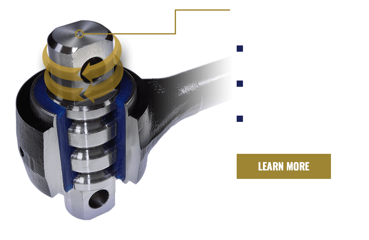 ATRO Torque Rod with Rotating Pin