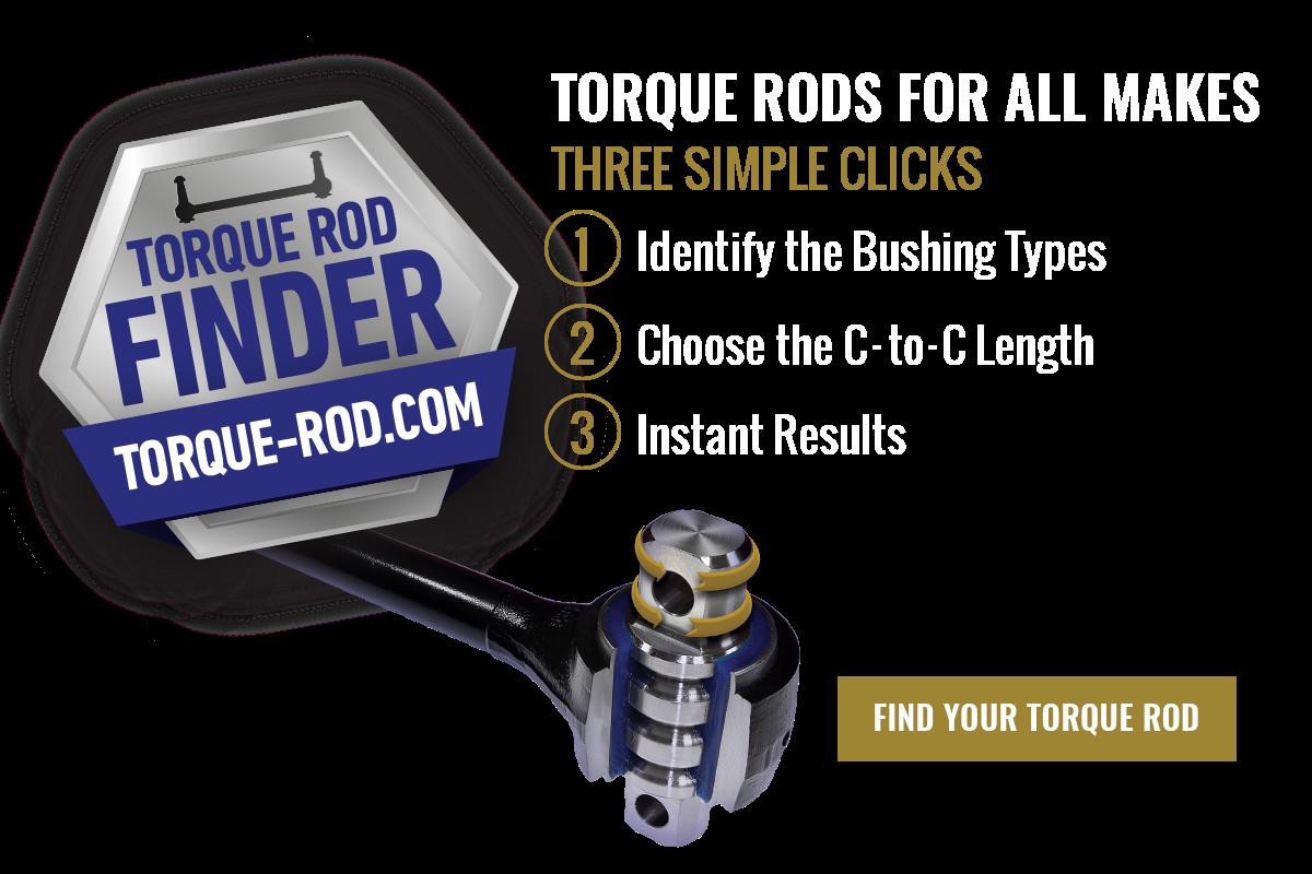 Torque Rod Finder