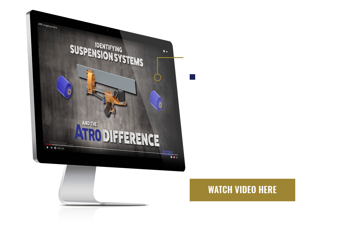 Identifying Suspension Systems