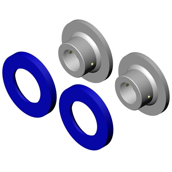 BM50-66208 : Rebound Control Kit (set of 2)
