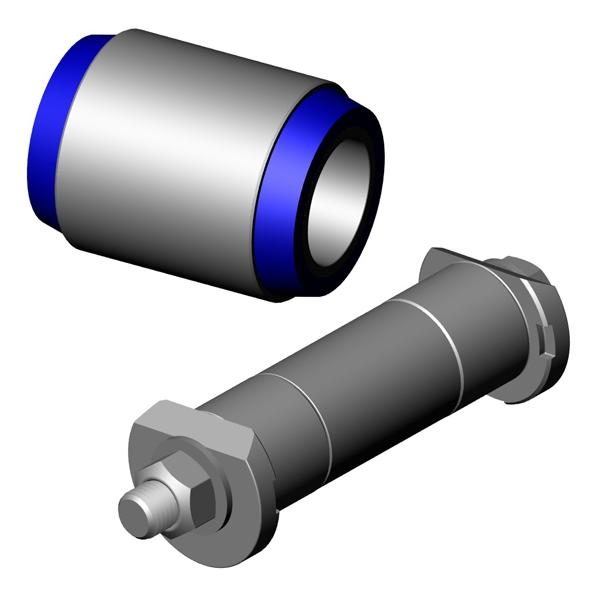 EA38000 : End Bushing & Adapter Kit
