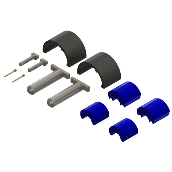 FW99-32LLB : Foot Pin Repair Kit