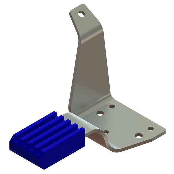 HM62-64362 : Hood Rest Bracket, Right