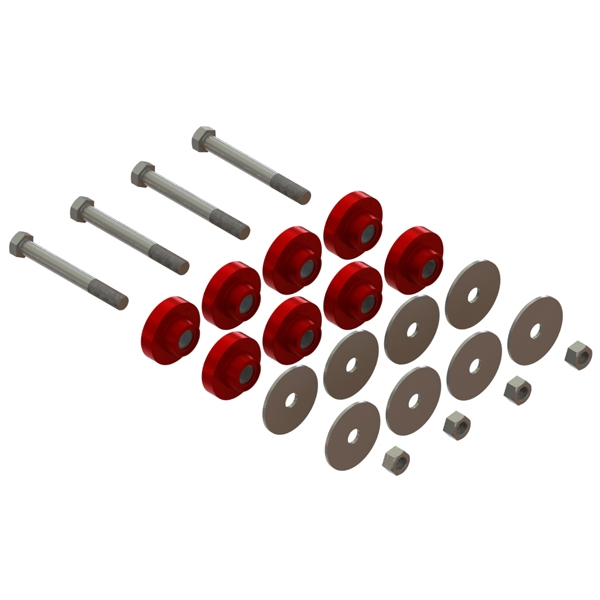 KT62-62216-HT : Insulator Kit<br>(High Temp)