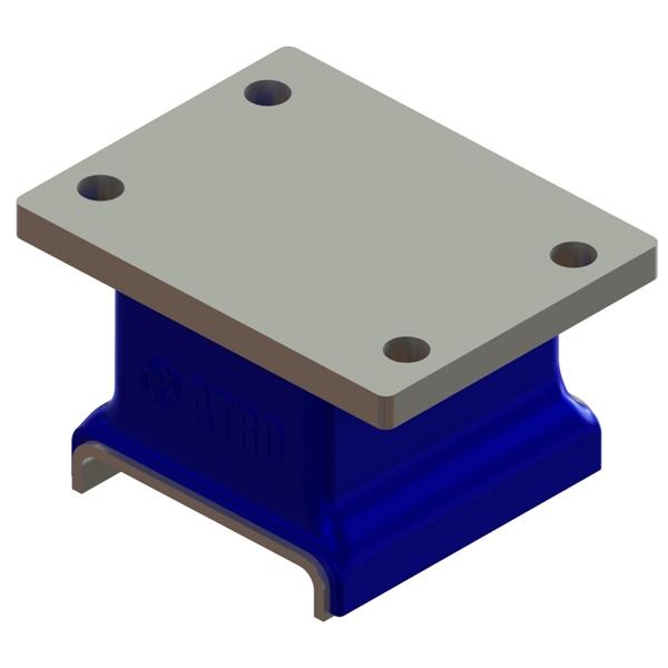 LP46-24581 : Spring Insulator Pad, Upper