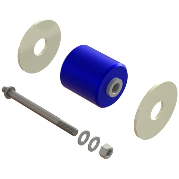 PB50-36001-EI : Pivot Bushing Kit w/Hdwr