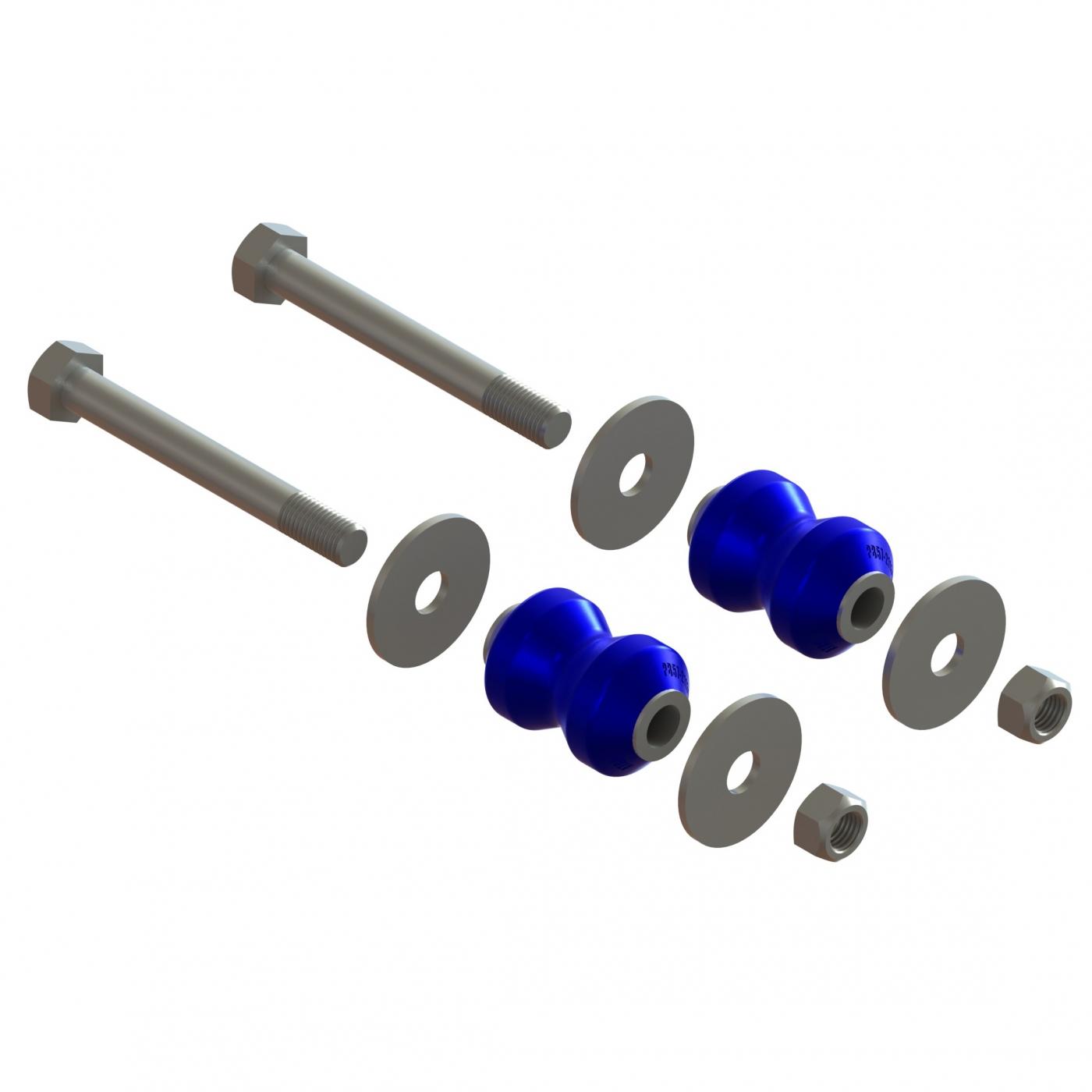 PB57-36200 : Pivot Bushing Kit (set of 2)