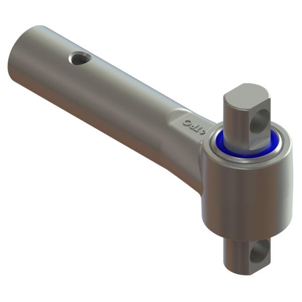 TR35220 : Two-Piece Torque Rod, Small Eye, Female End