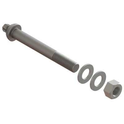 HW50-26705 : Hardware Kit, Shear Bolt (Short)