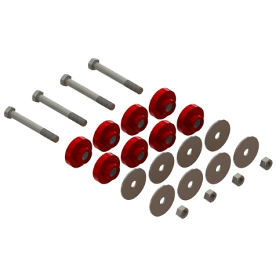 KT62-62216-HT : Insulator Kit<br>(High Temp)
