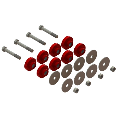 KT62-62389-HT : Insulator Kit<br>(High Temp)