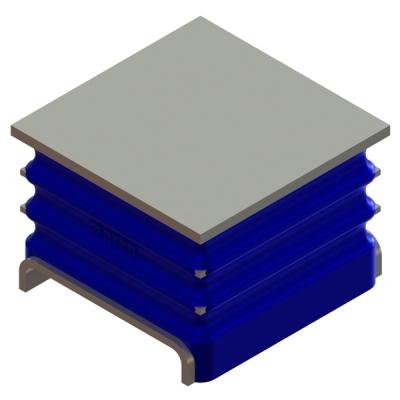 LP46-24807 : Spring Insulator Pad, Lower