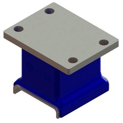 LP46-24808 : Spring Insulator Pad, Upper
