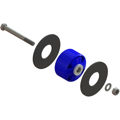 PB99-36201 : Pivot Bushing Kit, Narrow