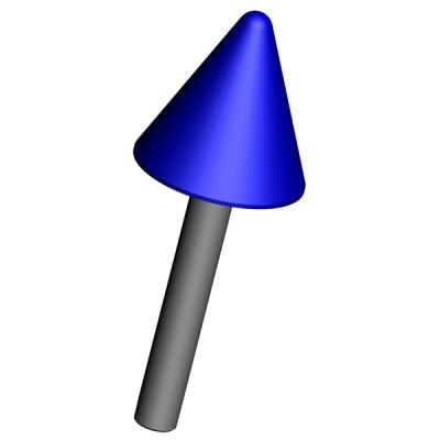 PL1072 : Hood Pin