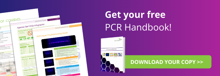 PCR Handbook - learn about probe-based real-time PCR and more in this free polymerase chain reaction handbook