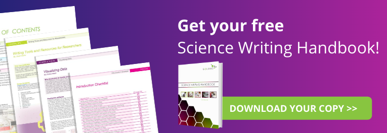 Tips for writing your scientific introduction section in this free manuscript writing handbook