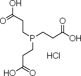 TCEP-HCl structure