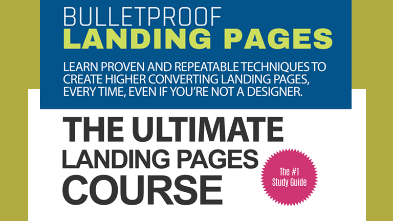 Landing Pages Course