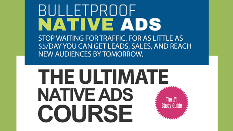 Native Ads Course