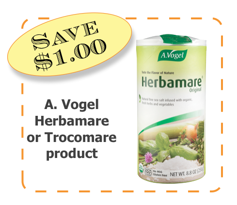 A.Vogel Non-GMO CommonKindness coupon