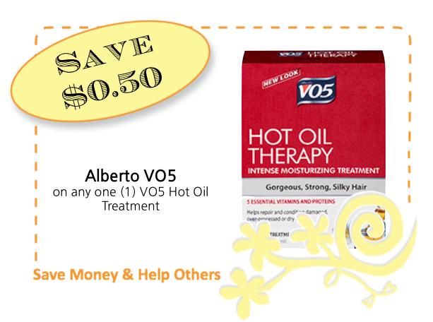 Alberto VO5 coupon