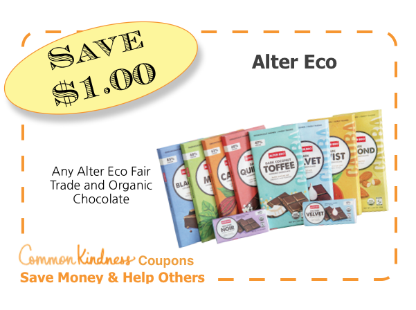 Alter Eco CommonKindness Coupon