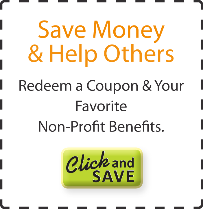 Save money & help others badge