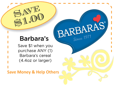 Barbara's Coupon