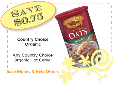 Country Choice coupon