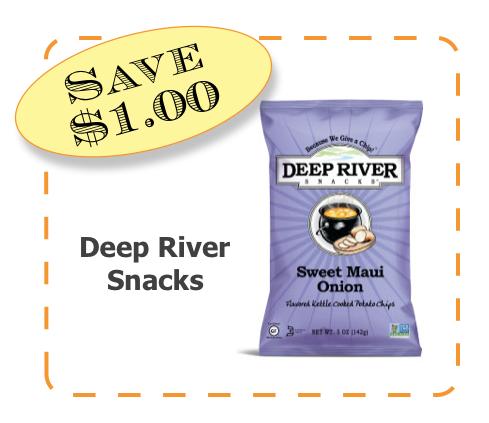 Deep River Snacks Non-GMO CommonKindness coupon