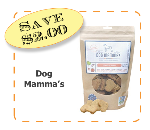 Dog Mamma's Non-GMO CommonKindness coupon