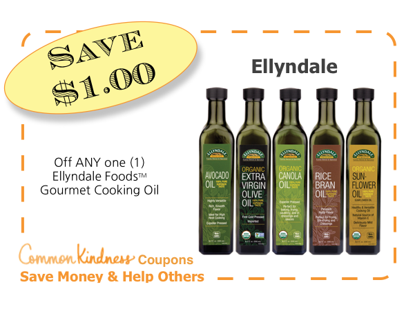 Ellyndale Foods CommonKindness coupon