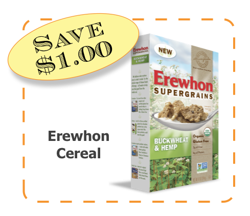 Erewhon Non-GMO CommonKindness coupon