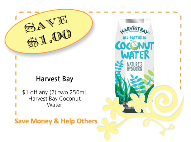 Harvest Bay coupon