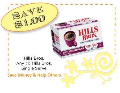 Hills Bros Single Serve